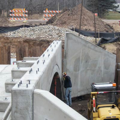 Construction Administration for Culverts and Bridges
