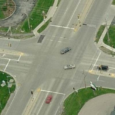 Designing Public Works Projects including Street Intersections