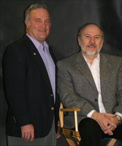 Stan Martenson & David Eisele, Owners of the Martenson & Eisele Land Surveying Firm